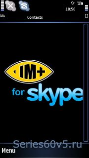 IM+ For Skype v3.05