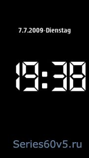 Key Lock Clock v1.12