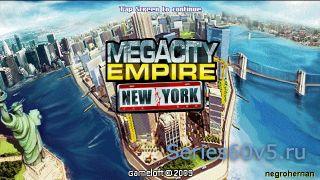 Megacity Empire New York