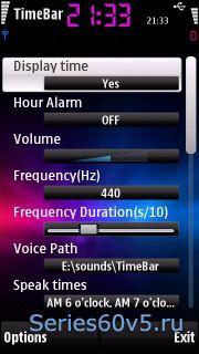 TimeBar v1.61.715