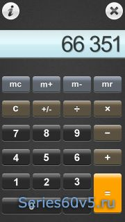 Calc Touch v1.01