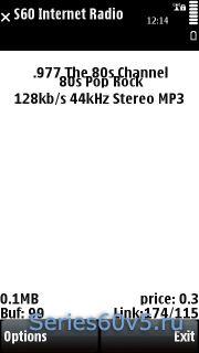 S60 Internet Radio v2.40