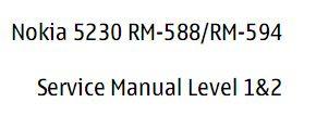 Подробная инструкция разборки Nokia 5230