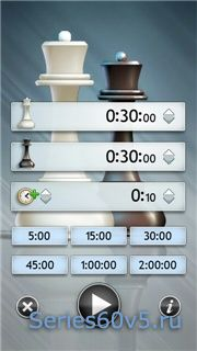 Chess Clock Touch v1.0