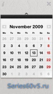 Wall Calendar Touch v1.0