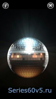 Disco Ball Touch