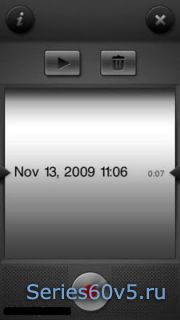 OffScreen Voice Recorder Touch v1.0