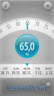 Weight Tracker Touch v1.30
