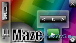 MicroMaze v1.03